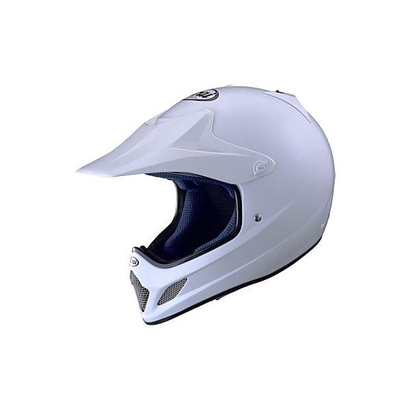 【ポイント20倍】アライ(ARAI) 四輪車用ヘルメット V-Cross2 JR ホワイト XXS 51-53cm