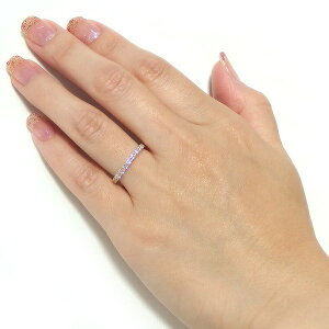 【鑑別書付】K18イエローゴールド天然ダイヤモンドリングダイヤ0.50ctハート&キューピット(H&C)11号GoodアップHアップSIアップハーフエタニティリング