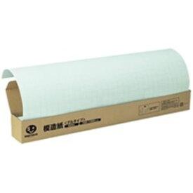 ジョインテックス 方眼模造紙プルタイプ50枚ブルー P152J-B6