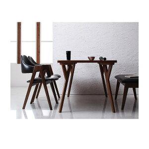 テーブル【VILLON】ブラウン北欧モダンデザインダイニング【VILLON】ヴィヨン】テーブル(W140)