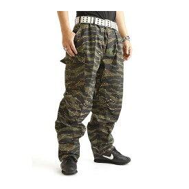 アメリカ軍 BDU カーゴパンツ /迷彩服パンツ 【 Sサイズ 】 YN521007 タイガー 【 レプリカ 】
