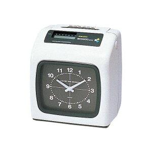 アマノタイムレコーダーホワイトBX-6000W
