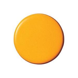 (業務用30セット)ジョインテックス両面強力カラーマグネット30mm橙B271J-O10個【×30セット】