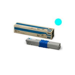 (業務用3セット)【純正品】OKI沖データインクカートリッジ/トナーカートリッジ【TNR-C4KC1Cシアン】