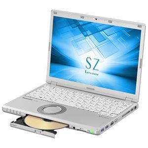 パナソニックLet'snoteSZ6DIS専用モデル(Corei5-7200U】8GB】SSD128GB】SMD】W10P64】12.1WUXGA】電池S】Office)