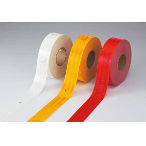 高輝度反射テープSL983-Y■カラー:黄55mm幅【代引不可】
