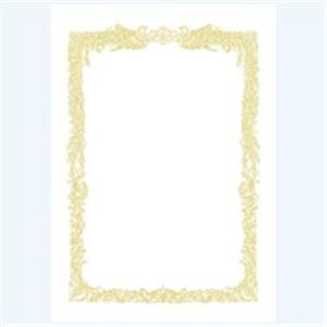 (業務用50セット)タカ印賞状用紙10-1081A3横書10枚【×50セット】