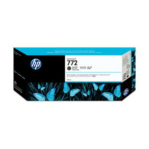 (まとめ)HP772インクカートリッジマットブラック300ml顔料系CN635A1個【×3セット】