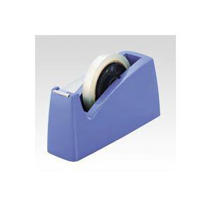 (業務用セット) テープカッター CR-TC700-BL 青 1個入 【×10セット】