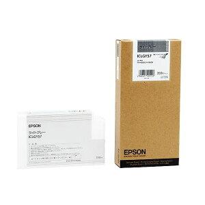 (まとめ)エプソンEPSONPX-P/K3インクカートリッジライトグレー350mlICLGY571個【×3セット】