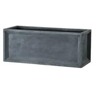 ファイバー製軽量植木鉢LLブリティッシュPプランター80cm/植木鉢