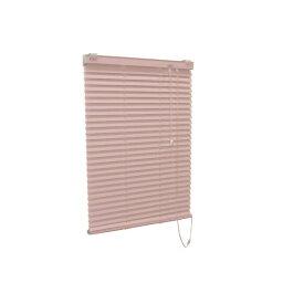 アルミ製 ブラインド 【178cm×210cm ピンク】 日本製 折れにくい 光量調節 熱効率向上 『ティオリオ』【代引不可】