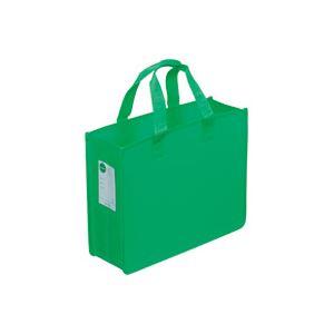 (業務用30セット)サクラクレパスオフィストートバッグJUNT-A4J#29緑【×30セット】