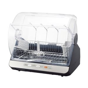 東芝(家電)食器乾燥器(ブルーブラック)VD-B15S(LK)