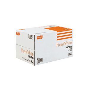 (まとめ)TANOSEEPPC用紙PureWhiteB41箱(2500枚:500枚×5冊)【×10セット】