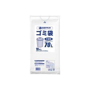 (業務用100セット)ジョインテックスゴミ袋LDD半透明70L10枚N209J-70【×100セット】