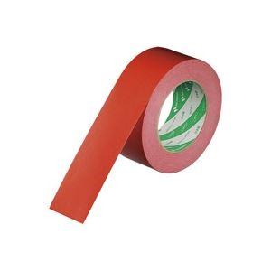 (業務用100セット)ニチバンハイクラフトテープ320WC-5050mm×50m赤【×100セット】