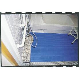シンコール 入浴マット ほっとあんしんマット2(2平米)ライトブルー
