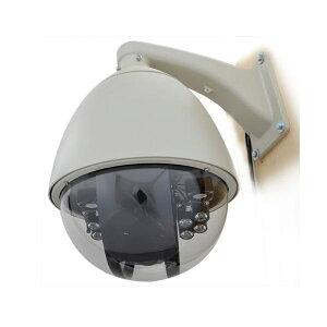 サンコースピードドームジョイスティック付防犯カメラシステムSTSPDM54
