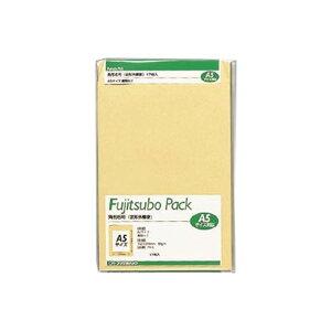 (業務用セット) 藤壷クラフトパック封筒 クラフト製・パック入 PK-6 17枚入 【×10セット】