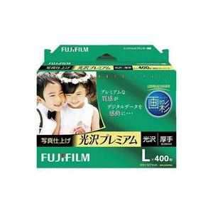 (業務用20セット)富士フィルムFUJI写真仕上光沢プレミアムL判WPL400PRM400枚【×20セット】
