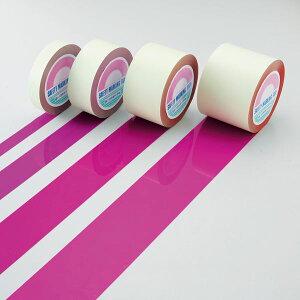 ガードテープGT-101RP■カラー:赤紫100mm幅【代引不可】