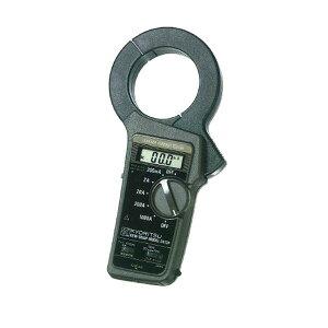 共立電気計器キュースナップ・漏れ電流・負荷電流測定用クランプメータ2413F【代引不可】