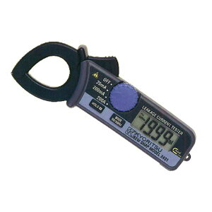 共立電気計器キュースナップ・漏れ電流・負荷電流測定用クランプメータ2431【代引不可】