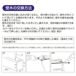 (業務用30セット)プラス断裁機受木PK-511U(PK-511・511L用)