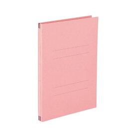 (業務用セット) のび-るファイル エスヤード 紙表紙(背幅17-117mm) AE-50F-21 ピンク 1冊入 【×10セット】