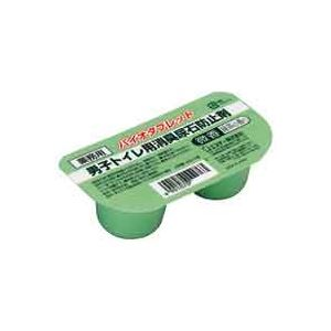 (業務用50セット)エステーバイオタブレット微香・緑茶の香り35g×2個【×50セット】