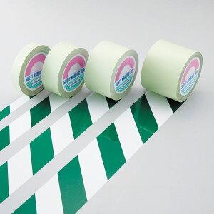 ガードテープGT-501WG■カラー:白/緑50mm幅【代引不可】