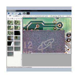 サンコー500万画素モデルのマイクロスコープDino-LitePremier500MDINOAM7013MT