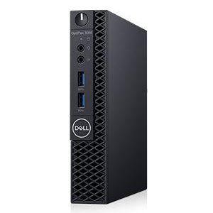 DELLOptiPlex3060Micro(Win10Pro64bit】4GB】Corei3-8100T】500GB】No-Drive】VGA】1年保守】H&B2016)