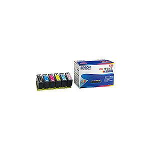 (業務用3セット)【純正品】EPSONエプソンインクカートリッジ/トナーカートリッジ【KUI-6CL-L増量6色パック】