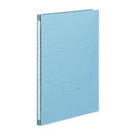 (業務用セット) のび-るファイル エスヤード 紙表紙(PP貼)タフヤード(R)(背幅17-117mm) AE-50FP-10 ブルー 1冊入 【×5セット】