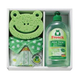(まとめ)フロッシュ キッチン洗剤ギフト アロエヴェラ FRS-515 GR C1281035【×3セット】