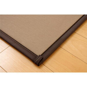 置き畳半畳い草ラグ『かるピタ』82×82cm12枚組