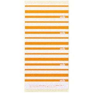 (業務用200セット)セキセイ個別フォルダー用ラベルCL-1橙【×200セット】