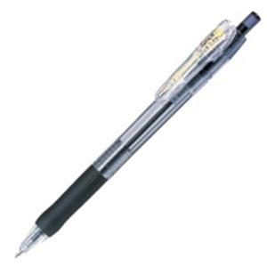 (業務用300セット)ゼブラZEBRAボールペンタプリクリップ1.0BNB5-BK黒【×300セット】