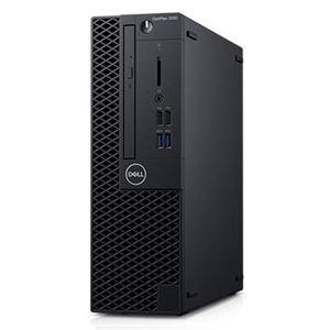 DELLOptiPlex3060SFF(Win10Pro64bit】4GB】Corei3-8100】1TB】SuperMulti】VGA】1年保守】Officeなし)