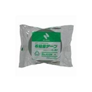 (業務用100セット)ニチバンカラー布テープ102N-5050mm×25m緑【×100セット】