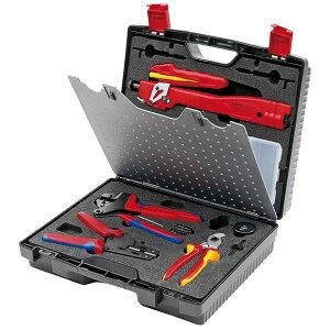 KNIPEX(クニペックス)9791-02太陽光発電用工具セット