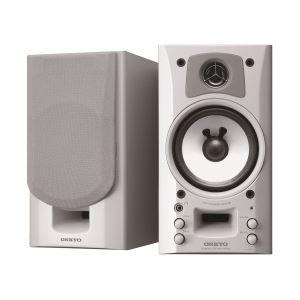オンキヨー(オーディオ機器)WAVIOパワードスピーカーシステムホワイトGX-70HD2(W)