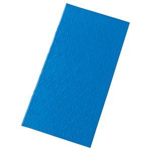 【スーパーセールでポイント最大43倍】アロン化成 入浴マット 安寿吸着すべり止めマットC(2枚入)ブルー 0306 535-127