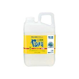 【クーポン配布中】(まとめ) サラヤ ヤシノミ洗剤 ヤシノミ洗剤業務用 1個入 【×2セット】