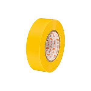 (業務用300セット)ヤマトビニールテープNO200-1919mm*10m黄【×300セット】