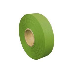 (業務用20セット)ジョインテックスカラーリボン黄緑12mm*25m10個B812J-YG10【×20セット】