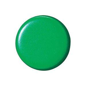 (業務用100セット)ジョインテックス両面強力カラーマグネット18mm緑B270J-G10個【×100セット】