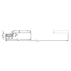STAHLWILLE(スタビレー)5-75強力メガネレンチ(42020075)